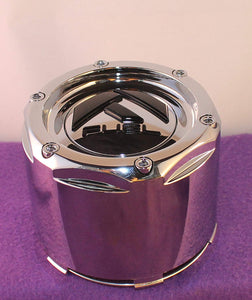 Fuel Wheels Custom Center Cap Chrome (Set of 2) # 1003-50