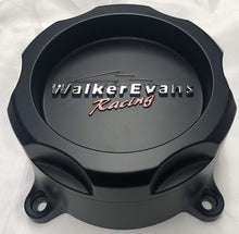 Load image into Gallery viewer, Walker Evans Racing 8 Lug Matte Black Wheel Center Caps Qty 4# WRX-9708SB 62851785F-7 with Screws