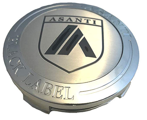 Asanti Black Label Chrome Wheel Center Cap ONE pn: N-ABl, ABLCAP