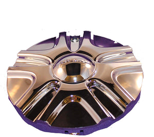 Prime Wheels C1920-0Chrome Custom Center Cap Chrome (Set of 4)
