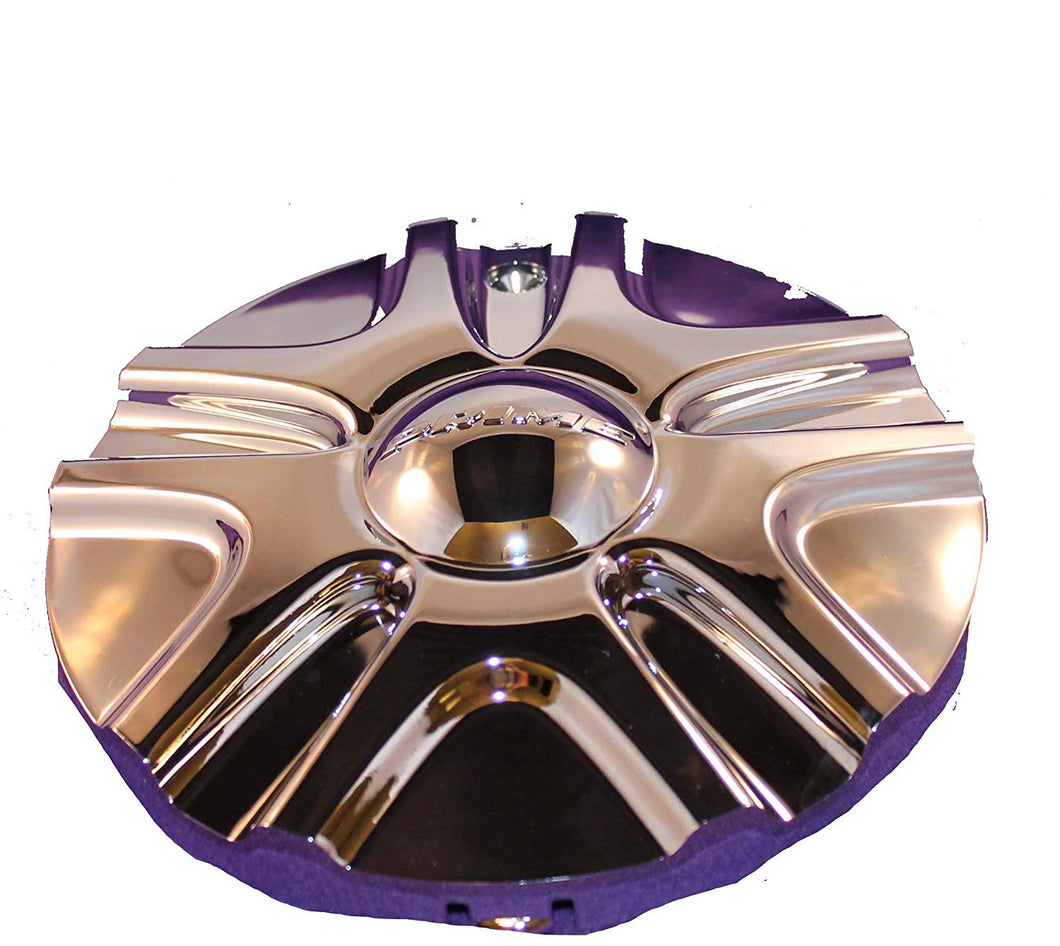 Prime Wheels C1920-0Chrome Custom Center Cap Chrome (Set of 1)