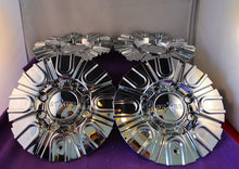 Load image into Gallery viewer, Starr Chrome Wheels Custom Center Cap Chrome (Set of 4) # 113S204