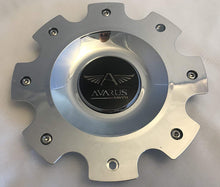 Load image into Gallery viewer, Avarus by Savini Chrome Wheel Center Cap (QTY 1) PN : ms-cap-z212