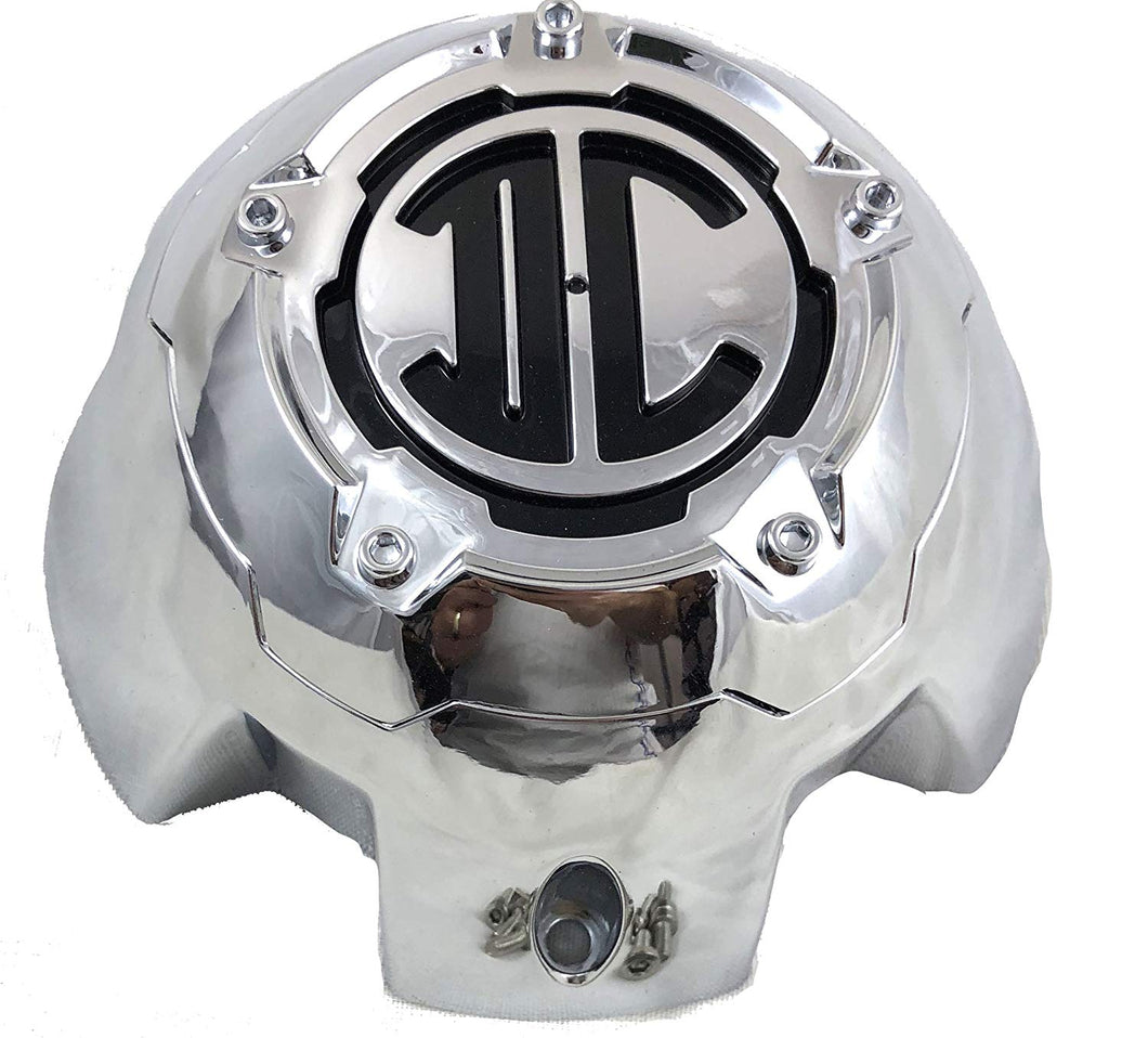2Crave Alloy 2 Crave 5 LUG Chrome Wheel Center Cap (QTY 1) # NX-5H-C