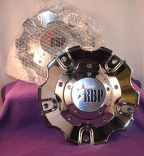 Load image into Gallery viewer, RBP Wheels Custom Center Cap Chrome (Set of 2) # C-218-1 C-93R-17/18/20 LG0709-53