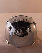 Load image into Gallery viewer, Ultra Motorsports Chrome Custom Wheel Center Cap Set of 2 PN: 89-9184