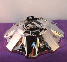 Load image into Gallery viewer, Fuel Wheels Custom Center Cap Chrome (Set of 1) # CAP M-542-2 1001-63 CAP M-447 ST-MQ804-150