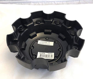 ULTRA Wheels Black Wheel Center Cap (QTY 1) p/n # 89-9879 WITH BOLTS