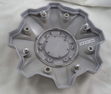 Load image into Gallery viewer, Fuel Gray Wheel Center Caps Set of ONE (1) 1002-53V M-447 8-Lug 1002-53