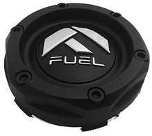 Load image into Gallery viewer, Fuel Offroad Matte Black Wheel Center Cap (QTY 1) # 1003-46mb