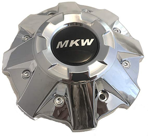MKW Chrome Wheel Center Cap (QTY 4) PN : M80/M81/M83-UP, MKC-E020C
