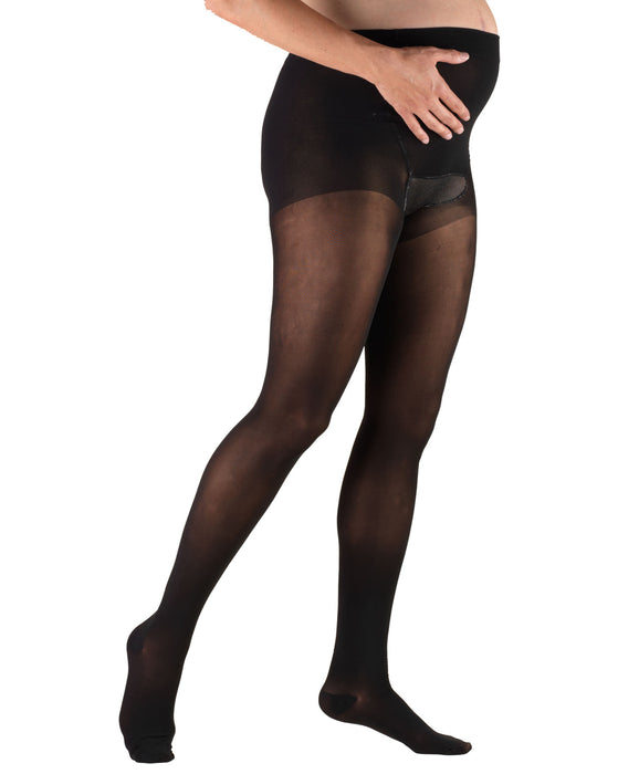 TRUFORM Classic Medical Maternity Pantyhose 20-30 mmHg