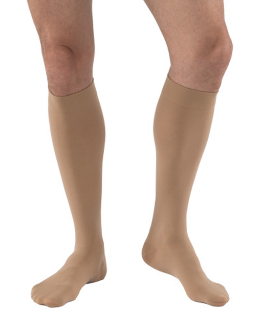Jobst Relief Closed Toe Knee Highs Unisex 20-30 mmHg-PETITE
