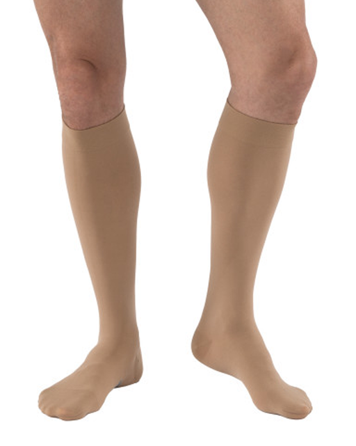 Jobst Relief Knee Highs Closed Toe Unisex 20-30 mmHg