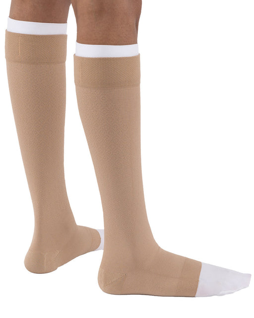 Jobst UlcerCare Open Toe Knee Highs Unisex