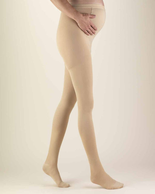 Second Skin Surgical Grade 20-30 mmHg Maternity Pantyhose