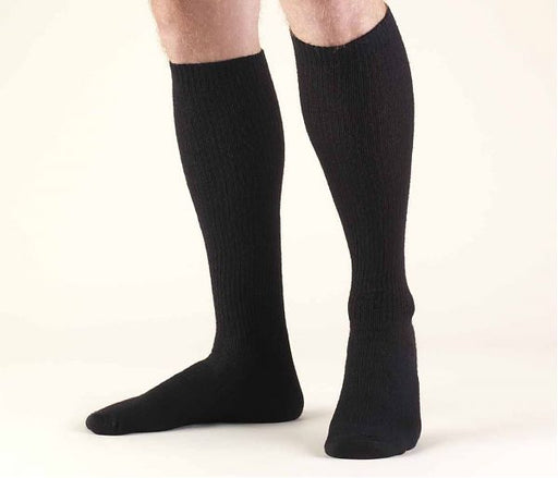 Second Skin Soft Diabetic/Athletic 8-15 mmHg Knee Length Socks