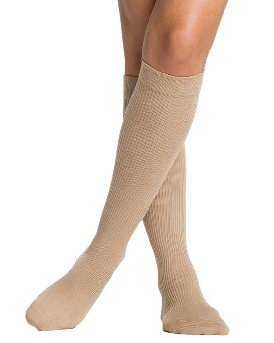 Sigvaris 230 Cotton Series Women's Closed Toe Knee Highs 30-40 mmHg - 233C