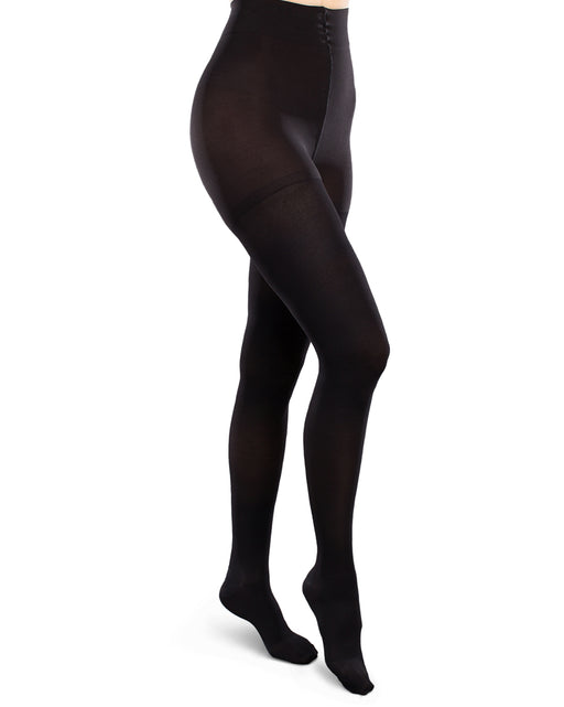 Therafirm Ease Opaque Women's Closed Toe Pantyhose 15-20 mmHg