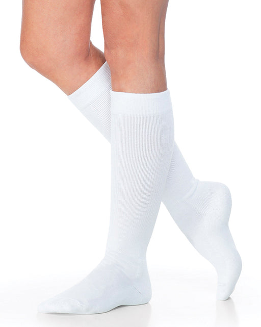 Sigvaris Eversoft Diabetic Knee High Compression Socks 8-15 mmHg