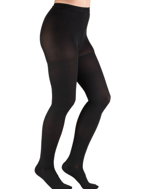 TRUFORM Opaque 15-20 Pantyhose Closed Toe