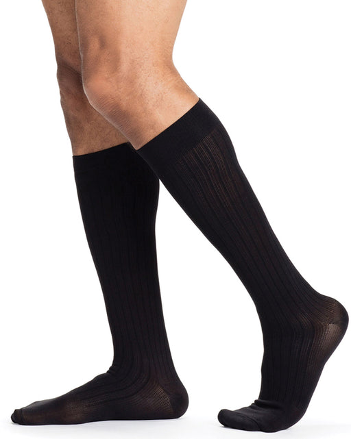 Sigvaris 189C Business Casual Knee High Dress Socks Closed Toe NEW! 15-20mmHg