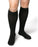 Sigvaris 550 Secure Men's Closed Toe Knee High w/ Silicone Band 30-40 mmHg - 553C