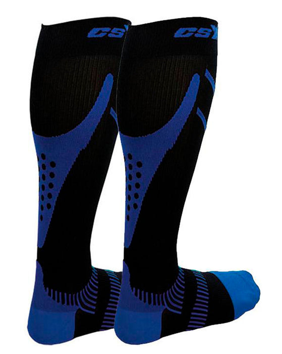 CSX Men's Progressive+ Outdoor Ski Socks