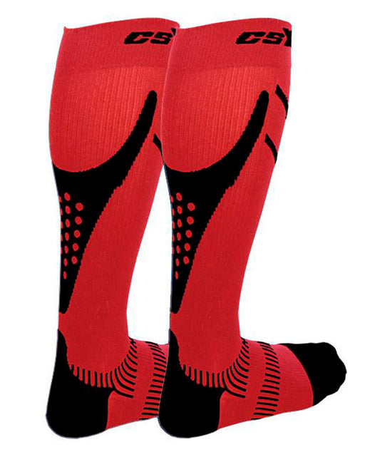 CSX Women's Progressive+ Outdoor Ski Socks