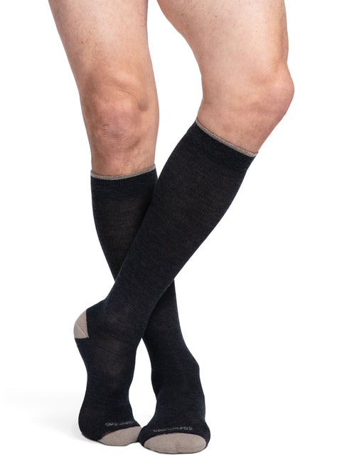 Sigvaris Men's & Women's Merino Outdoor Wool Compression Socks 15-20 mmHg