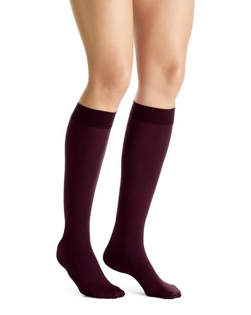 Jobst Opaque SoftFit Closed Toe Knee Highs 20-30 mmHg