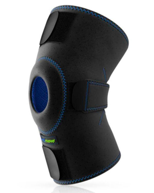 Actimove Knee Support Sleeve, Open Patella Adjustable (Sports Edition) - 7559310