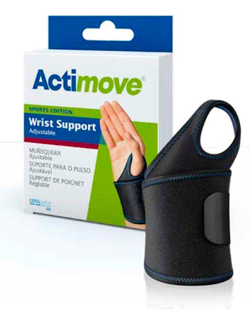 Actimove Wrist Support, Adjustable Sports Edition (Universal Size) - 7562610