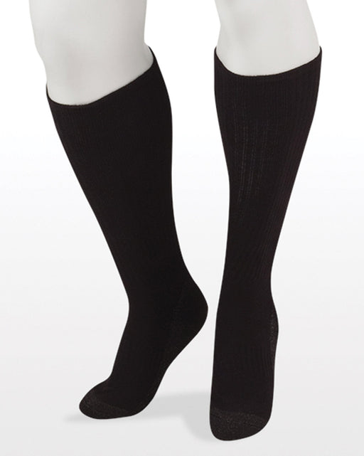 Juzo 3520AD Dynamic Cotton Men's Closed Toe Knee High 15-20 mmHg