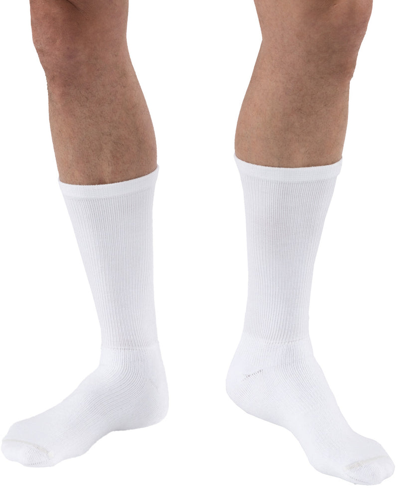 Activa CoolMax Crew Athletic Support Socks 20-30 mmHg