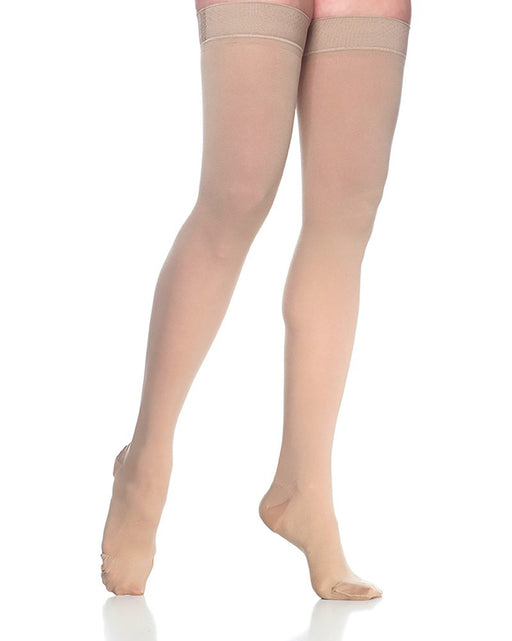 Sigvaris 970 Dynaven Series 30-40 mmHg Womens Closed Toe Thigh Highs - 973N