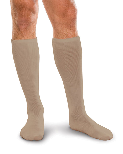 Therafirm Core-Spun Support Socks for Men & Women 10-15mmHg