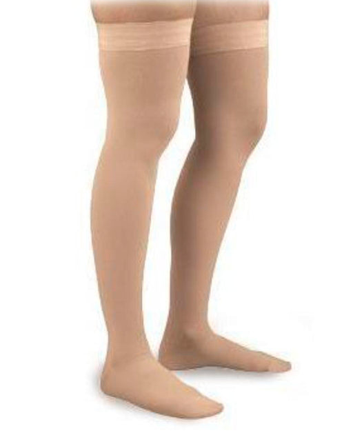 Activa Graduated Therapy Unisex Thigh Highs Uni-band Top 20-30 mmHg