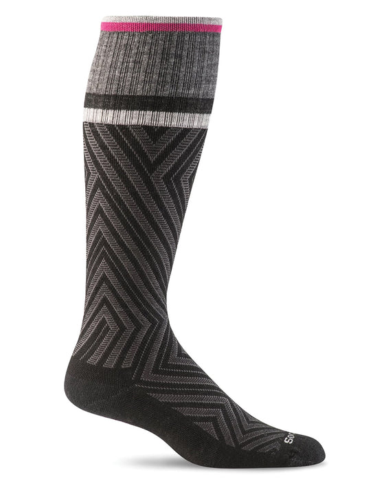 Sockwell Labyrinth Women's Knee Highs 15-20 mmHg