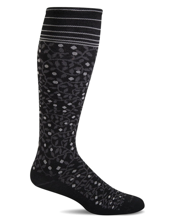 Sockwell New Leaf Women's Support Knee Highs 20-30 mmHg