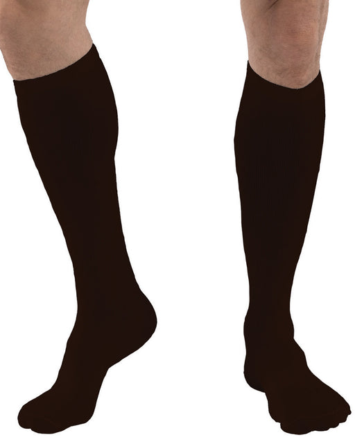 Juzo 3522AD Dynamic Cotton Men's Closed Toe Knee High 30-40 mmHg