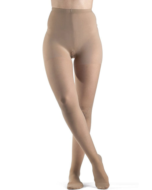 Sigvaris 780 EverSheer Women's CLOSED Toe Pantyhose 15-20 mmHg - 781P