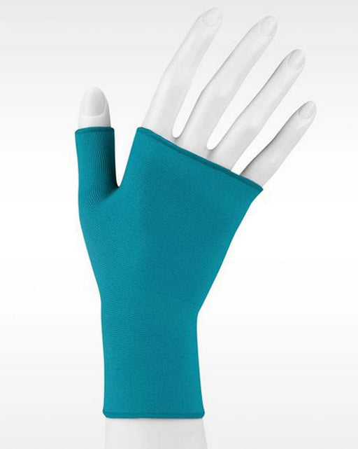 Juzo Soft 2002AC Dream Gauntlet with Thumb Stub 30-40mmHg - Seasonal Colors