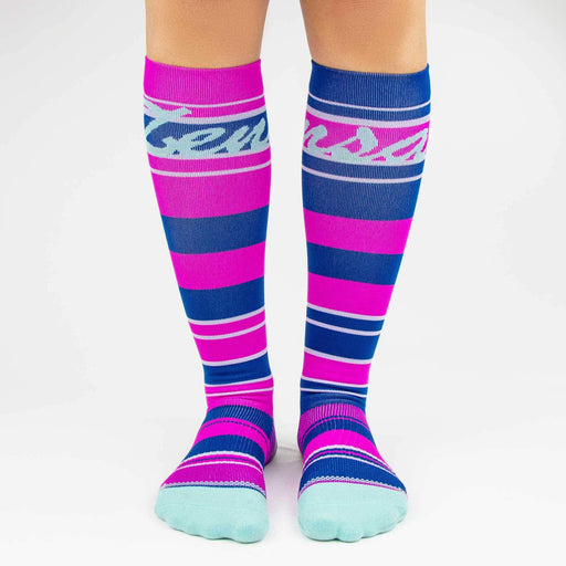 Zensah Sock of the Month Compression Socks - 8660