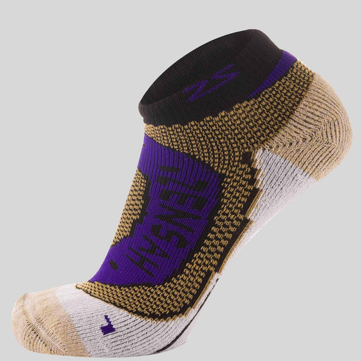 Zensah Copper Running Socks - 8550-Pk3