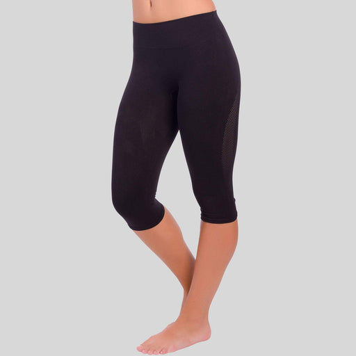 Zensah High Waisted Capris - 9511