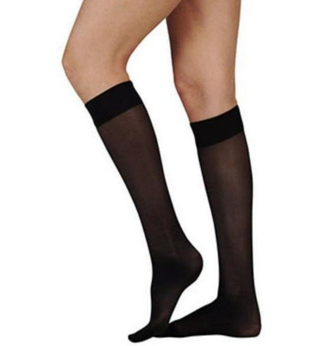 Juzo Hostess 2502 Closed Toe Knee Highs 30-40 mmHg