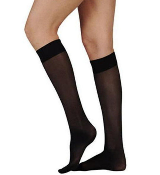 Juzo Hostess 2501 Closed Toe Knee Highs 20-30 mmHg