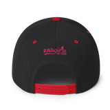 "Casquette Snapback ""Bad Girl"""