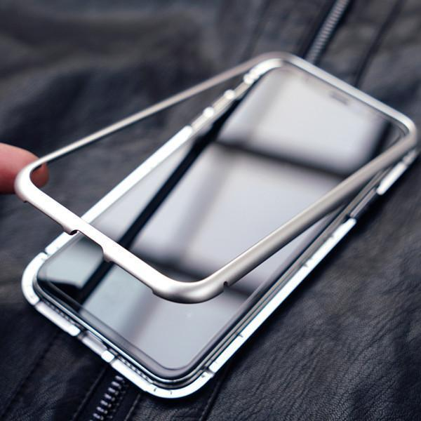 coque absorption magnetique iphone 8